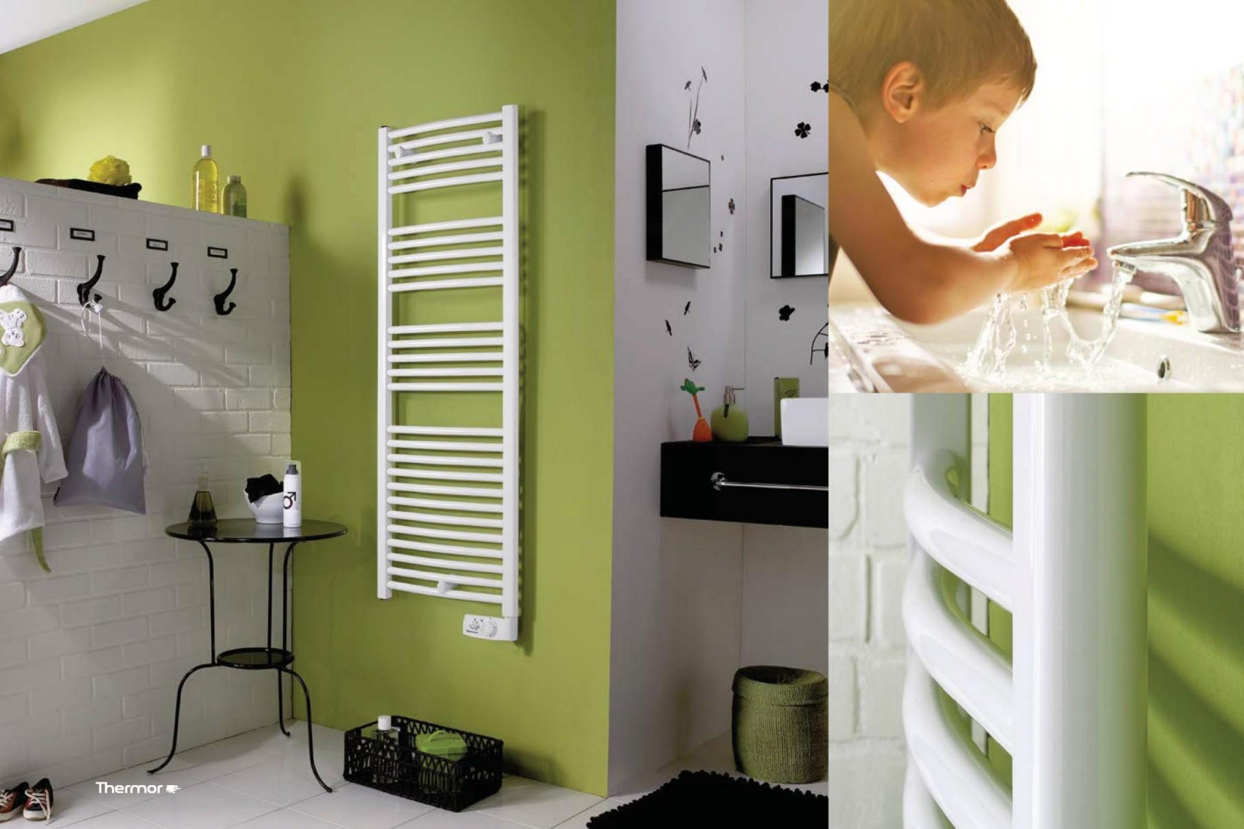 Elektromos törölközőszárító radiátor – a fűtőtest, ami nem hiányozhat egyetlen fürdőszobából sem!